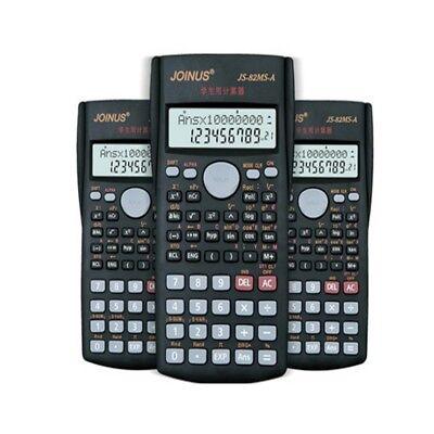 12 DIGITS SCIENTIFIC ELECTRONIC CALCULATOR For OFFICE SCHOOL EXAMS GCSE WORK