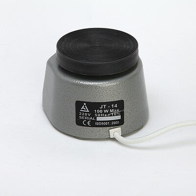 Dental Lab Equipment Vibrator Shaker Oscillator 4 Round Dentist