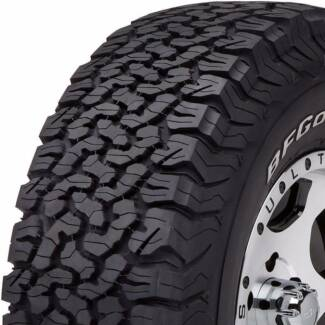 4X4 TYRES BFG 31X10.5R15 LT A/T Fawkner Moreland Area Preview