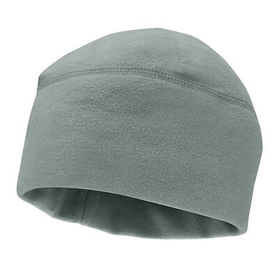 DEFECT ARMY ACU Polartec Fleece Watch Cap Hat GREEN Beanie COLD WEATHER PT IPFU -