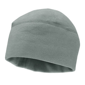 US ARMY ACU Polartec Fleece Watch Cap Hat GREEN Beanie COLD WEATHER PT IPFU