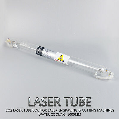 New Water Cooling 800mm 50w Co2 Laser Tube For Laser Engraving Cutting Machine