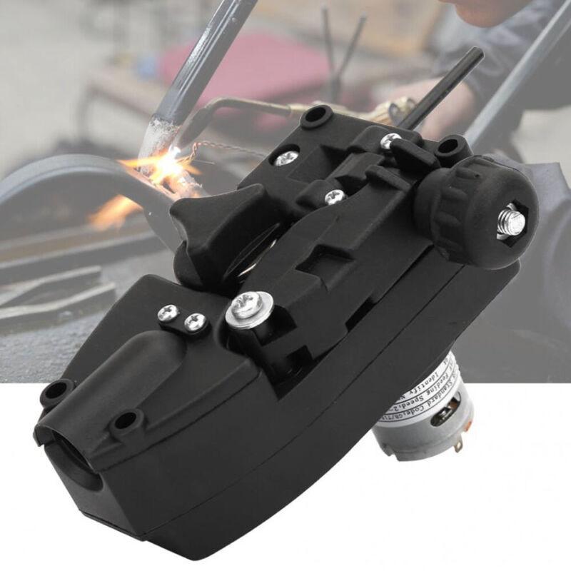 Black 24V DC 10W Mig Welder Wire Feed Motor Mig Wire Motor Mig Wire Feeder