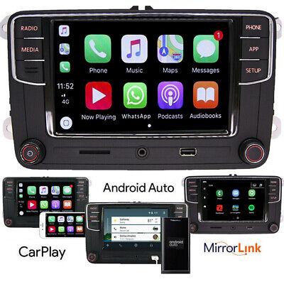Car Stereo RCD330,Carplay,Android Auto,USB,RVC,For VW GOLF POLO PASSAT EOS