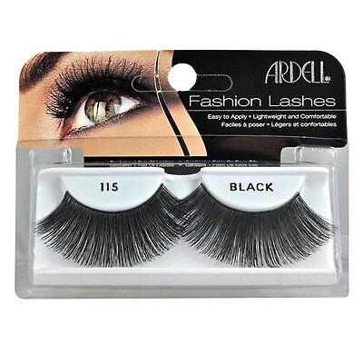 (Ardell Fashion Lash - 115 Black)