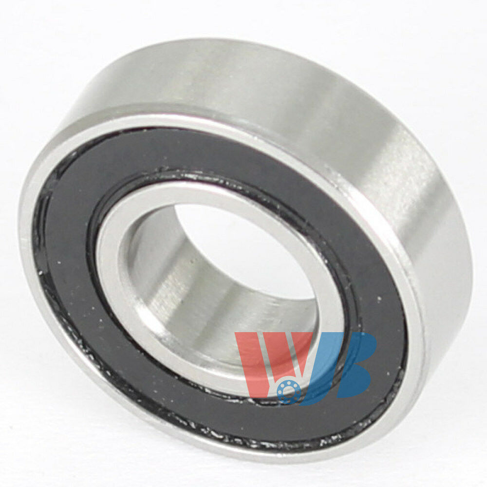 Miniature Ball Bearing WJB 608-2RS-5//16 Rubber Seals Special 7.95x22x7mm