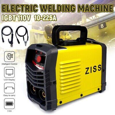 110v 225a Igbt Mini Electric Welding Machine Dc Inverter Arc Mma Stick Welder Us