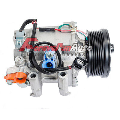 AC A/C Compressor with Clutch A/C For 2006-2011 Honda Civic 1.8L 38810RNAA02
