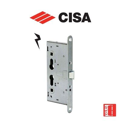 Cerradura Eléctrica A Cilindro para Puertas Incombustible Cisa Mito Entrada 65