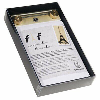 Exaclair Faf Deskside Pad - Small Blank
