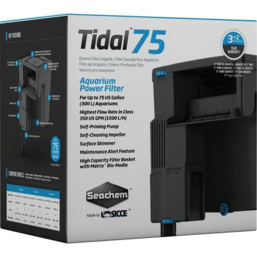 Tidal 75 HOB Power Filter  - Seachem