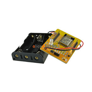 ESP8266 WIFI Serial Dev Kit Development Board Test Wireless Board Full IO Leads