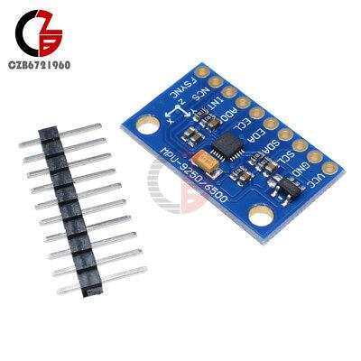125pcs Mpu 9250 Spiiic Attitude 9-axis Module Gyroacceleratormagnetometer