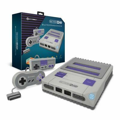 RetroN 2 HD Console for NES and SNES