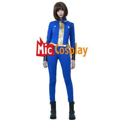 Nora Cosplay Costume Female Women Sole Survivor Halloween Costume