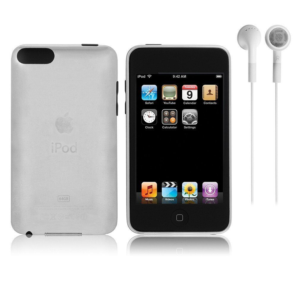 Ipod Touch - Apple iPod Touch 3rd Generation 8GB 16GB 32GB 64GB Used - Tested - Black A1318