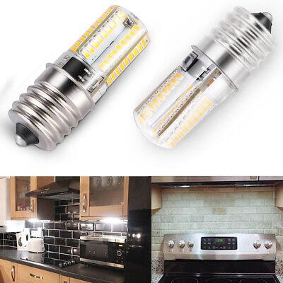2x E17 LED Bulb Microwave Oven Light Dimmable White 6000K Light  Best