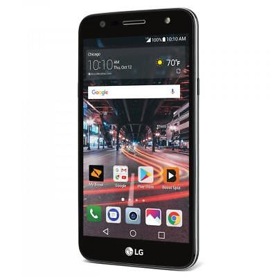 Lg X Charge 5 5  16Gb Android Smartphone  Boost Mobile   New