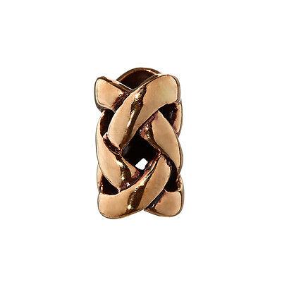 Bartperle Haarschmuck NEMETONA Celtic Bronze Lockenperle 6404
