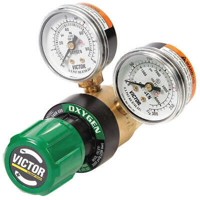 Victor G150-60-540r Oxygen Regulator 0781-4241. Free Shipping.