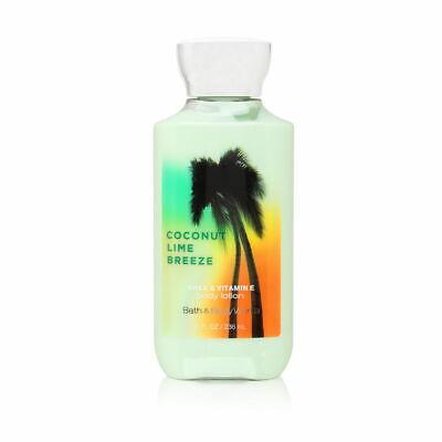 Bath Body Works Coconut Lime Breeze 8.0 oz Body Lotion