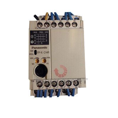 New In Box Panasonic Afpx-c14r Fp-x C14r Control Unit
