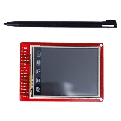 2.2 Tft Lcd Touch Screen Breakout Expansion Board With Touch Pen For Arduino Cg