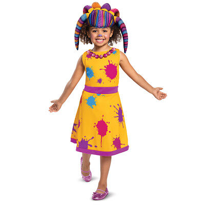 Netflix Super Monsters Zoe Walker Classic 3T-4T Toddler Costume Zombie](Toddler Zombie Costumes)