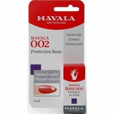 Mavala 002 Protective Base Coat 5ml
