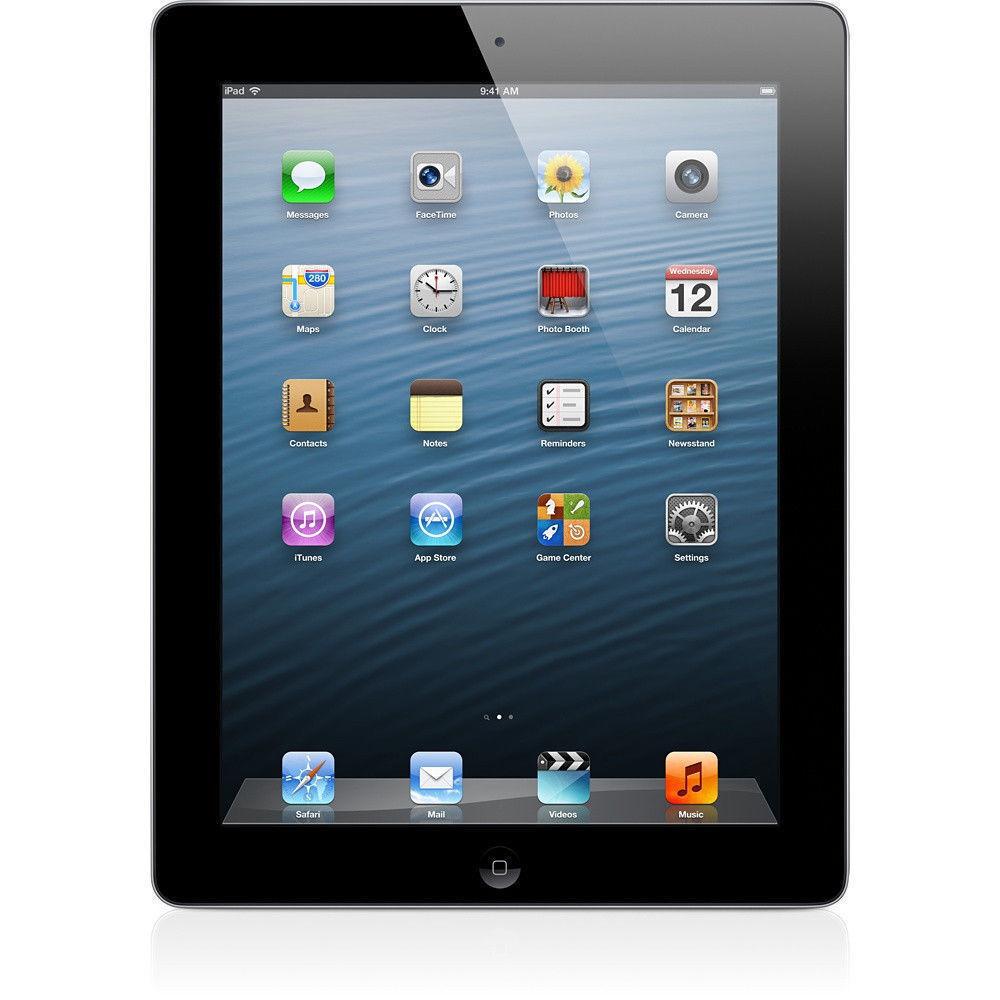 Apple iPad 2 64GB, Wi-Fi + 3G (Verizon), 9.7in - Black