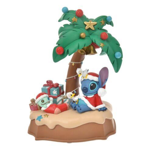 Disney Stitch & Scramble LED Light Hawaiian Christmas Rare Limited Japan