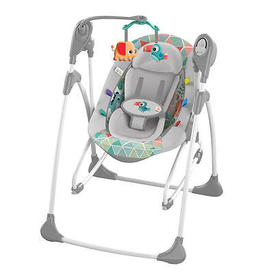 Bright Starts 2-in-1 Rock and Swing - Toucan Tango