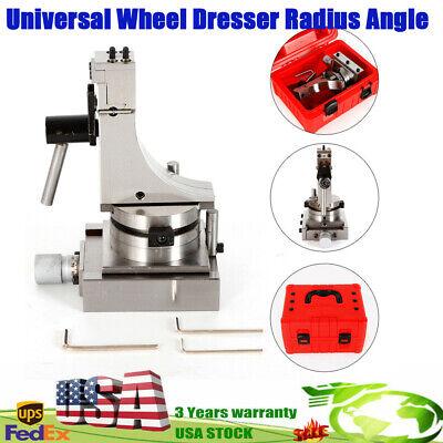 Angle Wheel Dresser Grinder 165mm High Grinding Wheel Dresser Machine Radius