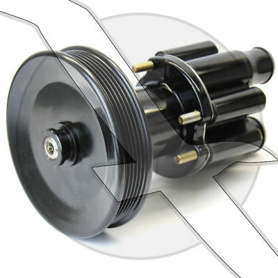 Mercruiser Raw Water Pump - Impeller Sea/Raw Water Pump/Pulley Mercruiser Bravo 46-807151A9 4.3 5.0 5.7 350