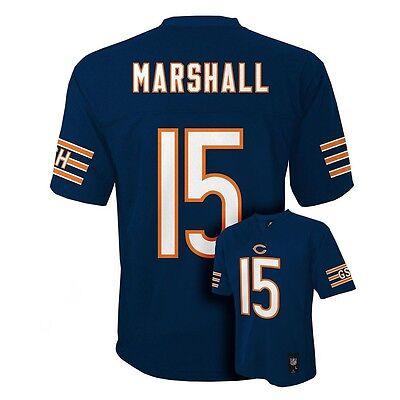 Brandon Marshall Youth Jersey - ($55) Chicago Bears BRANDON MARSHALL nfl Jersey YOUTH KIDS BOYS (m-medium)