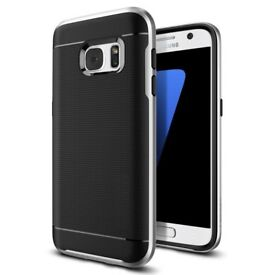 New Luxury Shockproof Hybrid TPU Soft Rubber Bumper Case Cover For Samsung Galaxy S7