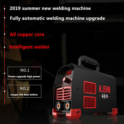 Portable Mini Electric Welder 220v 20-250a Inverter Arc Welding Machine Tools