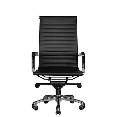 LOT OF 5: WOBI OFFICE Robin Highback Executive Office Ergonomic Chair ()