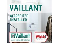 GREAT PRICE! Vaillant Boiler Fitted By Vaillant Advance Installer /Replacement, Service, Repair