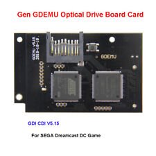Gen GDEMU Optical Drive Board Card Repair Part CDI 15 For SEGA Dreamcast DC Game