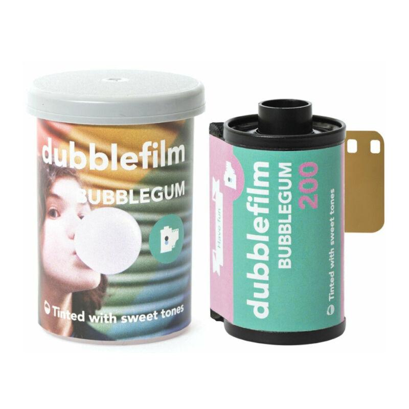 dubblefilm Bubblegum 200 35mm Film 36 Exposures