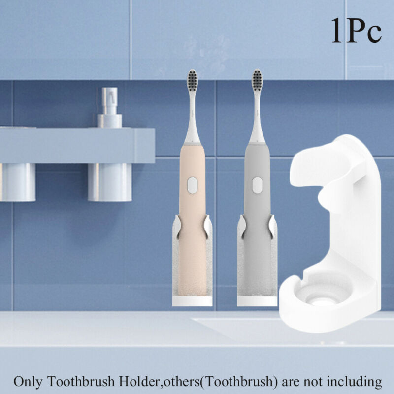 Bathroom Rack Electric Toothbrush Holder Protect Brush Head Tooth Brush Base