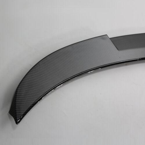 For 15-18 BMW F80 M3 & 12-18 F30 Carbon Fiber Style CS