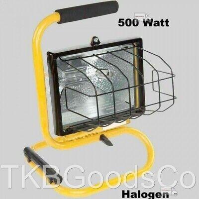 10Ft Metal Guard Work Construction Mechanic Inspection Hanging Light AC 125V 8A