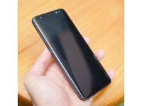 Samsung Galaxy S8 Plus. Excellent Condition