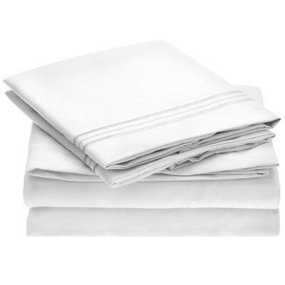 Ideal Linens Bed Sheet Set (Full, -