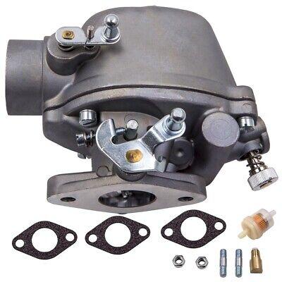 Carburetor W Gasket For Ford Tractor 2n 8n 9n Heavy Duty 8n9510c-hd Tsx33