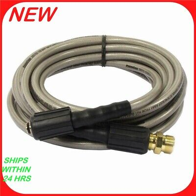 Power Care 14 In. X 25 Ft. Extension Hose For Gas Pressure Washer 3200 Psi R20