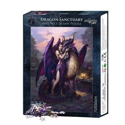 Dragon Sanctuary (1000pcs) Jigsaw Puzzle