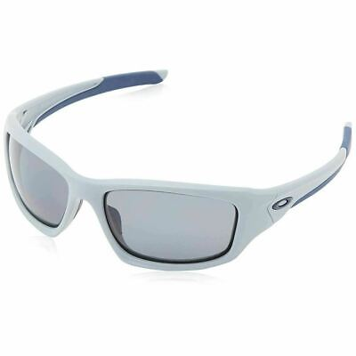 New Authentic Oakley Valve Sunglasses Grey Polarized Lens OO9236-05
